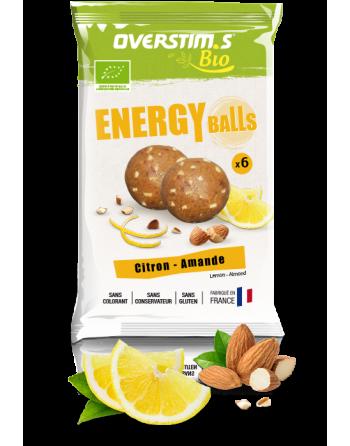 ENERGY BALLS BIO citron