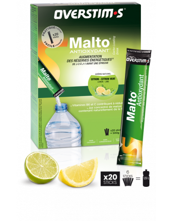 Malto antioxydant 20 sticks