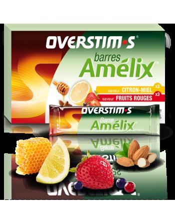 Amelix boîte 6 barres