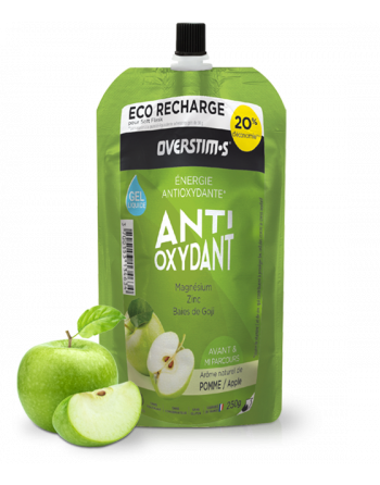Gel antioxydant